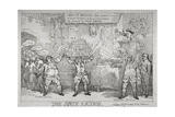 The State Auction, 1784 Giclee Print by Thomas Rowlandson