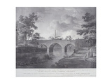 The Aqueduct at Barton, Near Manchester, 1793 Giclee Print by William Orme