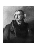 Thomas Jefferson, Third President of the United States, 19th Century Giclee Print by Thomas Sully