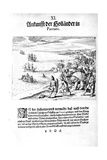 Invasion by Vice Admiral Sebold, 1606 Giclee Print by Theodore de Bry