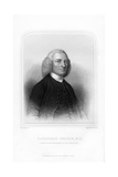 Alexander Cruden, Author of a Concordance to the Bible Giclee Print by W Holl