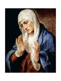 Mater Dolorosa, 1554 Giclee Print by  Titian (Tiziano Vecelli)