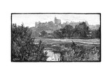 Windsor Castle, 1900 Giclee Print by William Henry James Boot