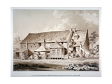 South-East View of John Bunyan's Meeting House, Zoar Street, Southwark, London, 1813 Giclee Print by Thomas Hosmer Shepherd