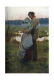 Listed, 1886 Giclee Print by William Henry Gore