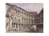Aldgate High Street, London, C1850 Giclee Print by Thomas Hosmer Shepherd