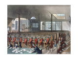 General Post Office, Lombard Street, London, 1808 Giclee Print by Thomas Rowlandson