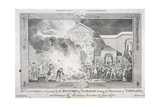 Gordon Riots, Newgate Prison, London, 1780 Giclee Print by  Thornton