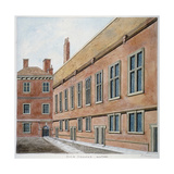 Sion College, City of London, 1806 Giclee Print by Valentine Davis