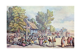 The Falmouth Road, Late 18th-Early 19th Century Giclee Print by Thomas Rowlandson