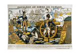 Napoleon at the Siege of Toulon, 1793 Giclee Print
