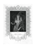 Elizabeth I of England Giclee Print by William Thomas Fry