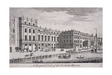 Custom House, London, 1800 Giclee Print by William Watts