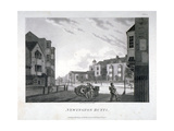 Newington Butts, Southwark, London, 1792 Giclee Print by William Ellis
