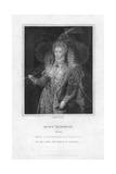Elizabeth I, Queen of England Giclee Print by William Thomas Fry