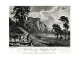 West View of Nottingham Castle, Nottinghamshire, 1776 Giclee Print by William Watts