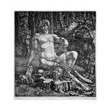 Perseus, 1929 Giclee Print by William EC Morgan