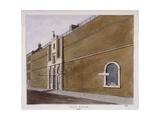Fleet Prison, London, 1805 Giclee Print by Valentine Davis