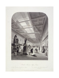 The Elgin Room, British Museum, Holborn, London, C1850 Giclee Print by William Radclyffe