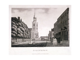 St Mary, Islington, London, 1792 Giclee Print by William Ellis