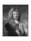 Sebastian Le Prestre De Vauban, French Military Engineer Giclee Print by William Thomas Fry