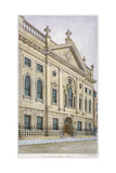Ironmongers' Hall, Fenchurch Street, City of London, 1820 Giclee Print by Valentine Davis