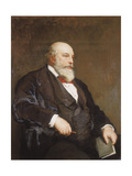 Sir Horace Jones, 1886 Giclee Print by Walter William Ouless