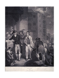 Industry and Economy, 1794 Giclee Print by William Ward