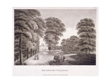Dulwich College, Camberwell, London, 1792 Giclee Print by William Ellis