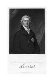 Robert Jenkinson, 2nd Earl of Liverpool, British Politician and Prime Minister Giclee Print by William Thomas Fry