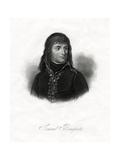 Napoleon Bonaparte, 1845 Giclee Print by  Freeman