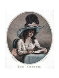 The Choice, Late 18th-Early 19th Century Giclee Print by William Ward