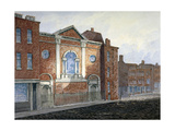 Church of St Alfege, London Wall, London, C1814 Giclee Print by William Pearson