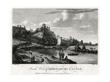 South View of Shrewsbury Castle, Shropshire, 1777 Giclee Print by William Watts