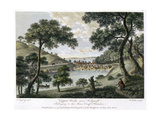 Copperworks Near Holywell, Flintshire, Wales Owned by the Mona Company, 1792 Giclee Print by William Watts