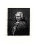 Turgot, French Statesman and Economist, 19th Century Giclee Print by William Thomas Fry