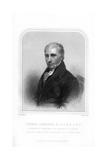 Thomas Thomson, Scottish Chemist Giclee Print by William Holl II