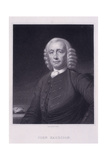 John Harrison, C1835 Giclee Print by William Holl II