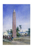 Heliopolis, 1878 Giclee Print by William Simpson