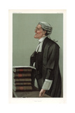 Vicar General, 1902 Giclee Print by  Spy