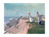 Long Branch, 1869 Giclee Print by Winslow Homer
