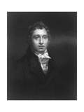 Sir David Brewster, Scottish Physicist, 1800S Giclee Print by William Holl II