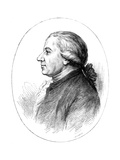 Henry Laurens, American Political Leader During the War of Independence Giclee Print by  Whymper