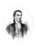 James Monroe, 5th President of the United States Giclee Print by  Whymper