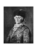 Catherine the Great, Empress of Russia, 1787 Giclee Print by Mikhail Shibanov
