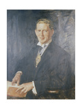 Sir Angus Newton Scott, 1932 Giclee Print by Wilfred Gabriel de Glehn