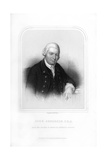 John Anderson, Scottish Professor of Natural Philosophy Giclee Print by William Holl II
