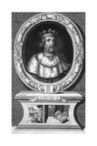 Edward II, King of England Giclee Print by  Smith