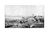 Sebastopol from the Rear of Fort Nicholas, 1900 Giclee Print by William Simpson