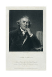 John Hunter, FRS, (C1850-C1870) Giclee Print by William Holl II